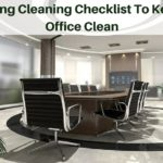 The Spring Cleaning Checklist to Keep Your Office Clean