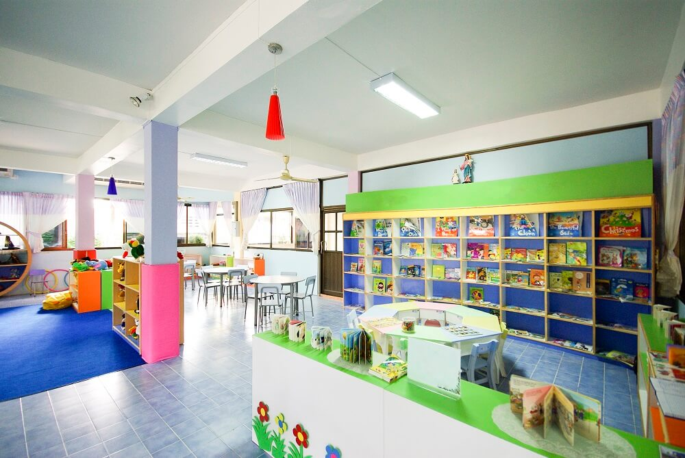 daycare cleaning service